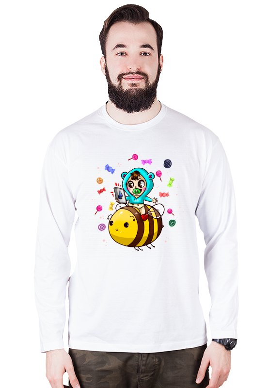 bluza męska dc studio minecraft kubuś i pcioła